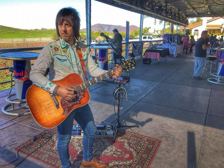 One Of Our Favorite Musicians Carlos Naranjo Will Be Performing On The  Doffo Patio Sunday, February 26th! Join Us As We Enjoy, Wine, Empanadas And  The Sound ...